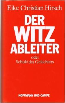 Eike Christian Hirsch Witzableiter Cover