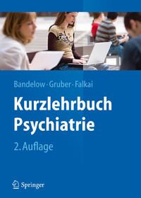 Kurzlehrbuch Bandelow Springer 2. Auflage