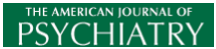 Logo American Journal of Psychiatry