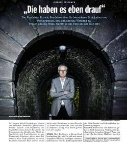 """SPIEGEL-Interview zu """"Wer hat Angst vorm bösen Mann?"""" (10/2013)"""